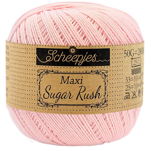 Maxi Sugar Rush 238 Powder Pink