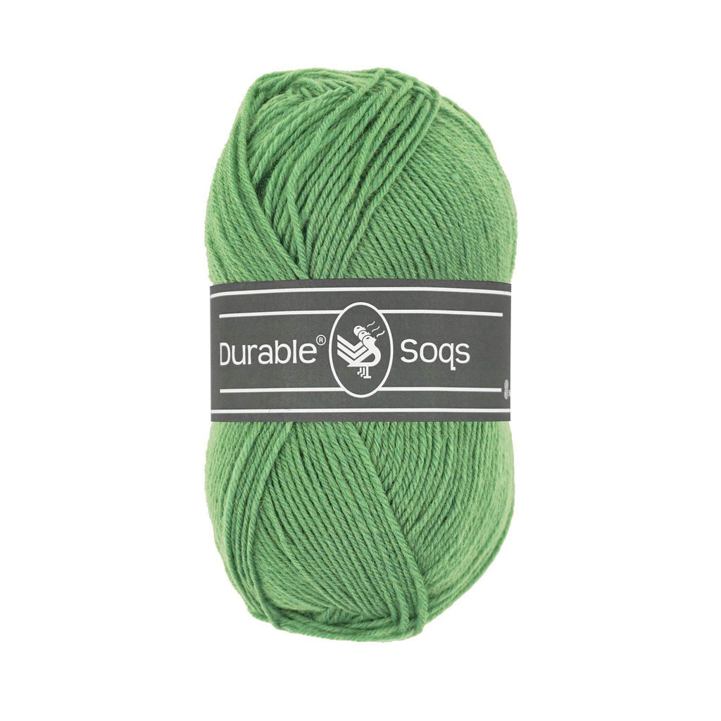 Durable Soqs 2133 Dark Mint - Haken en haakpatronen