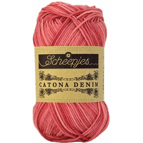 Catona Denim 131 Rood