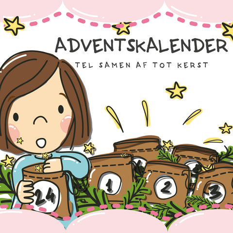 CuteDutch - Adventskalender 2018