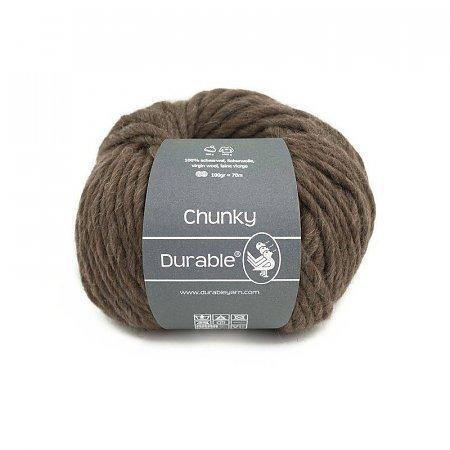 Durable Chunky 2230 Dark Brown - Haken en haakpatronen