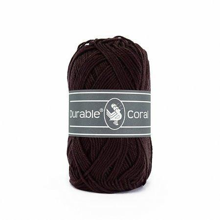 Durable Coral Dark Brown (2230) - Haken en haakpatronen