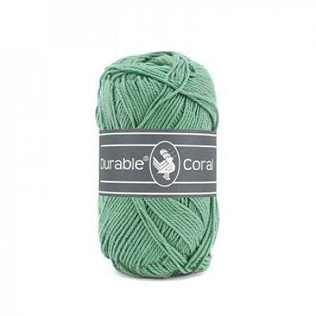 Durable Coral Dark Mint (2133) - Haken en haakpatronen