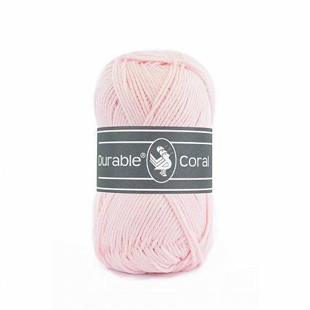 Durable Coral Light Pink (203) - Haken en haakpatronen