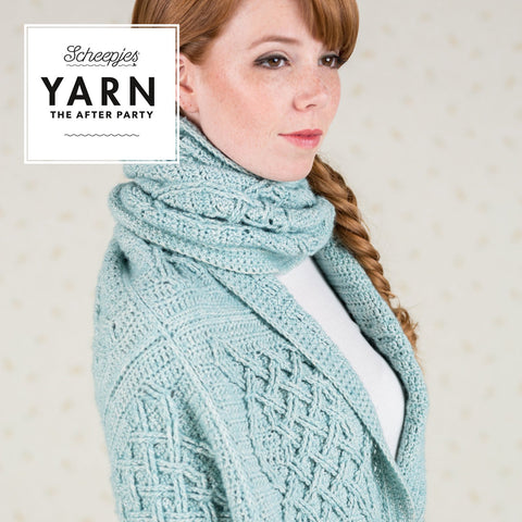 YARN The After Party 25 - Celtic Tiles Wrap
