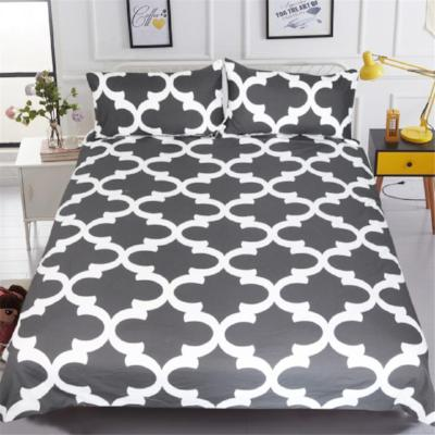 Merivale Bedding Set Grey Bali Boho Chic