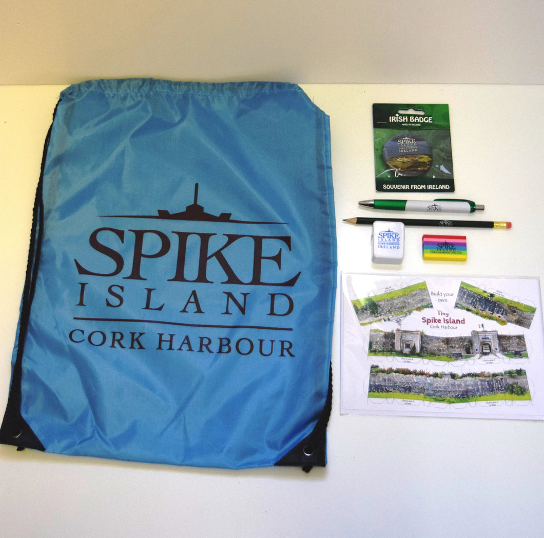 Spike Island Kids School Pack
