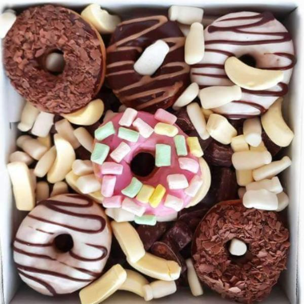 Donut gift box delivery NZ