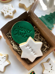 Christmas Cookie Pack - Mini