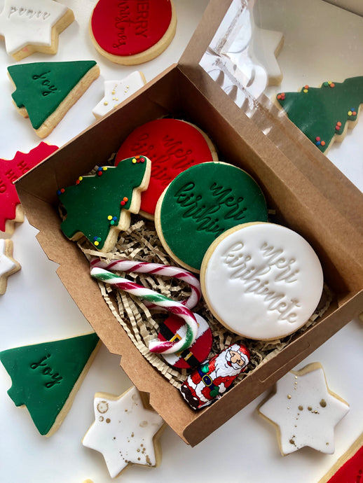 Christmas Cookie Pack - Standard