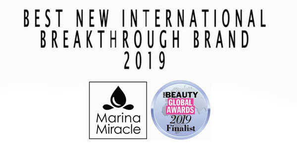 Beste Internationale Skin Care Merk 2019 Nominatie