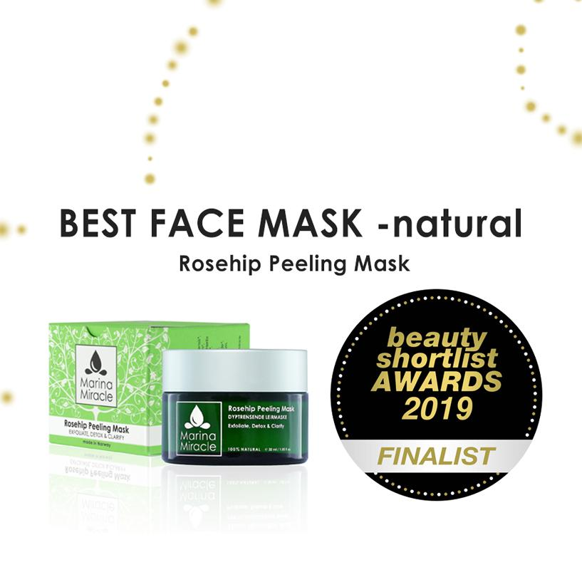 Best Face Mask Natural Marina Miracle