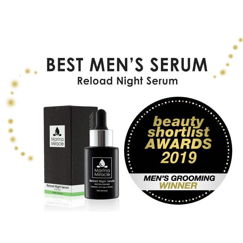 Best Men's Serum Marina Miracle