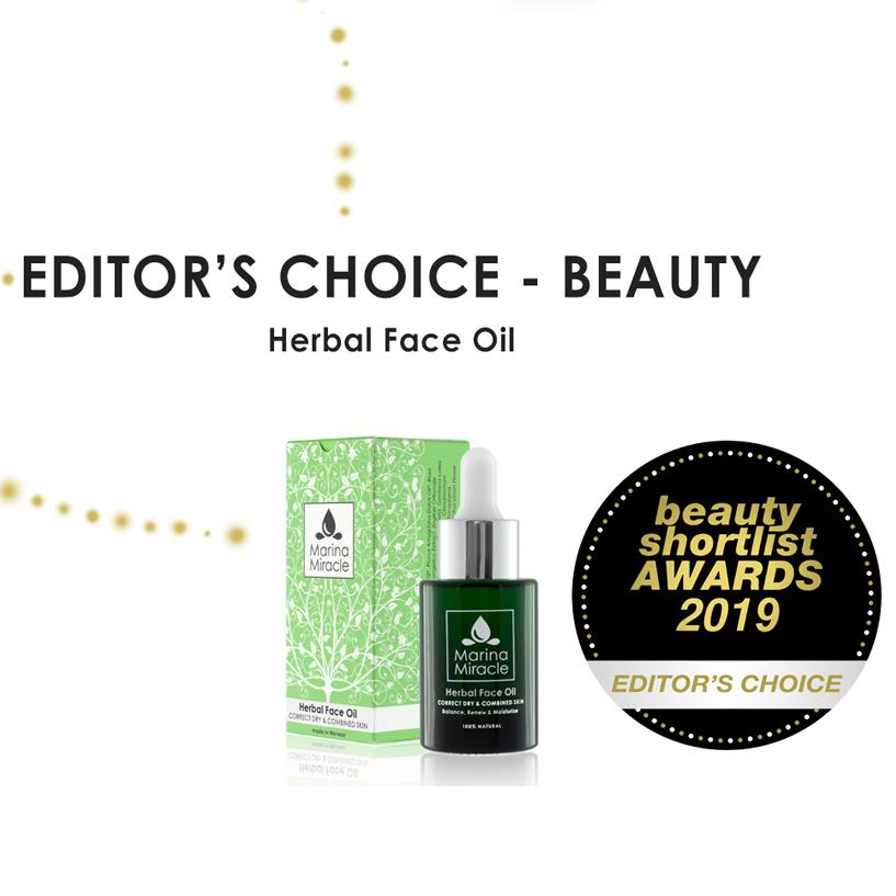 Editor's Choice Beauty Marina Miracle