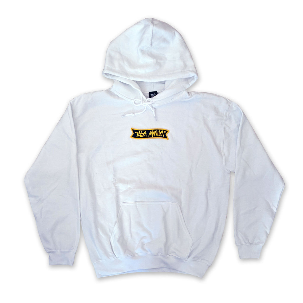 ILLA Banner Patch Hoodie - White