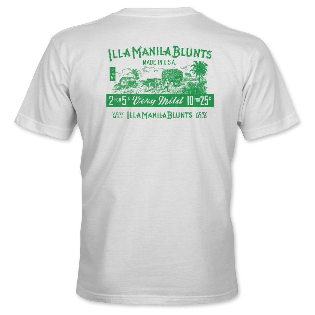 ILLA Blunts T-shirt - White