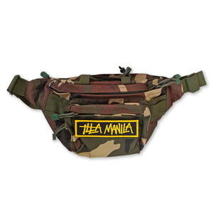 ILLA Standard Issue Fanny Pack - Camo