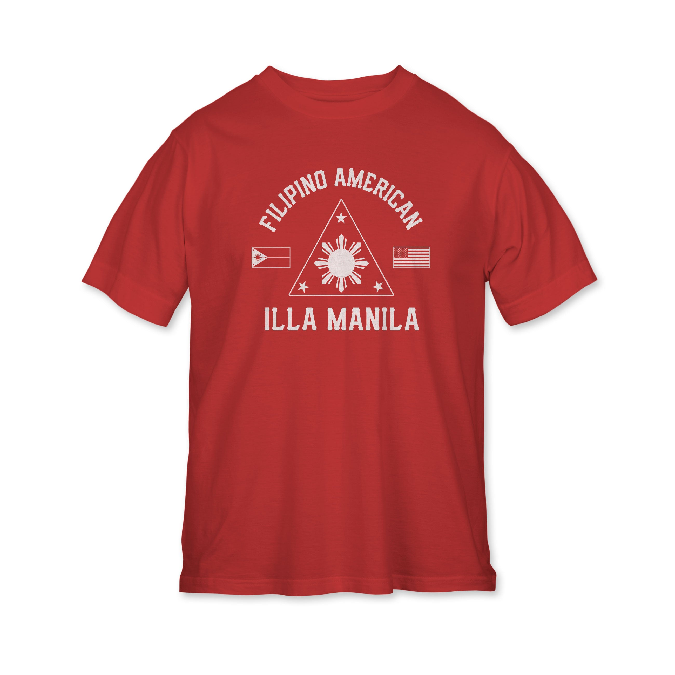 illa manila shirt filipino american fil-am