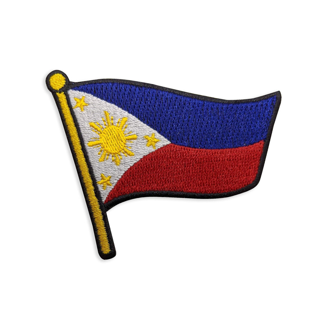 ILLA Philippines Flag Patch