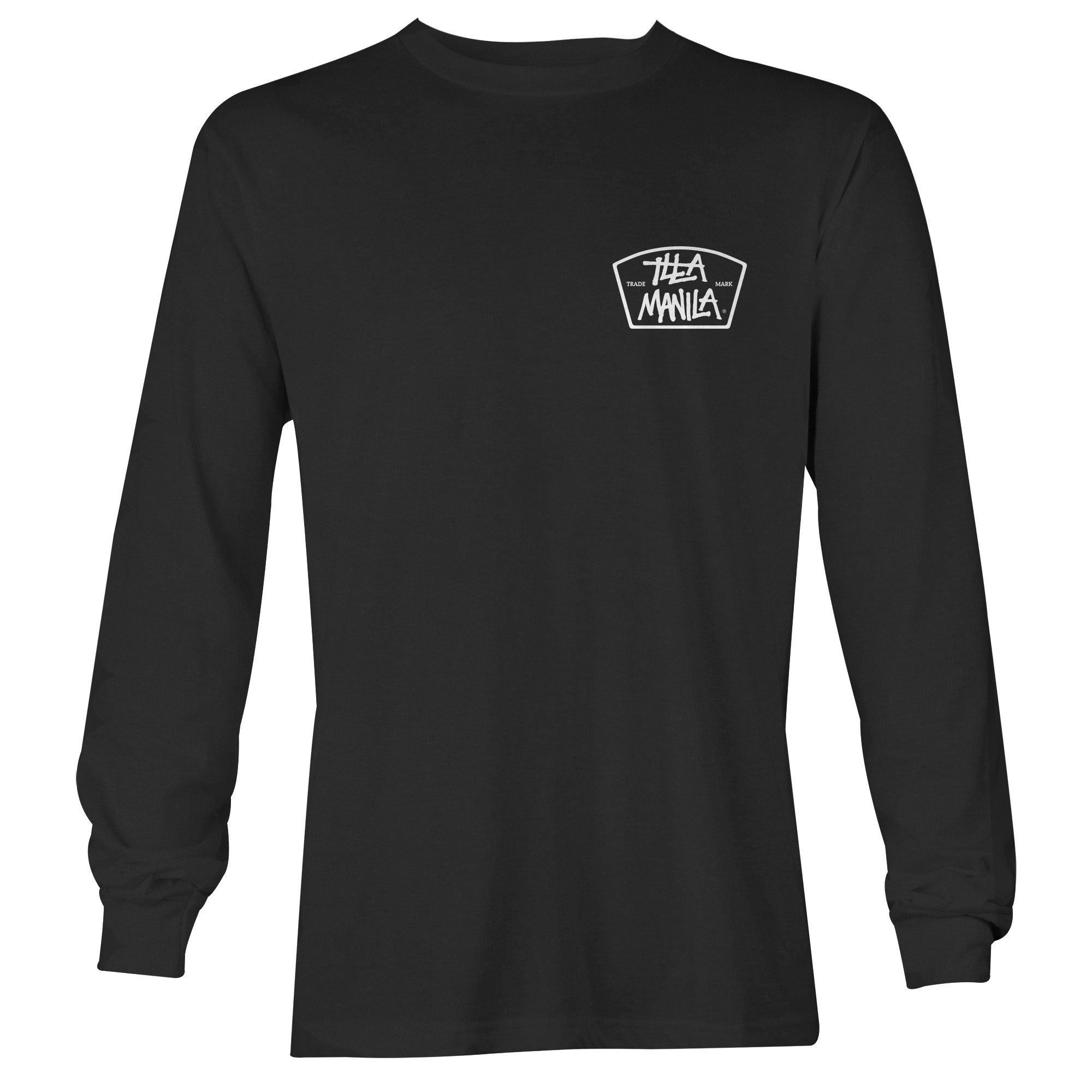 Trade Mark Long Sleeve T-shirt - Black