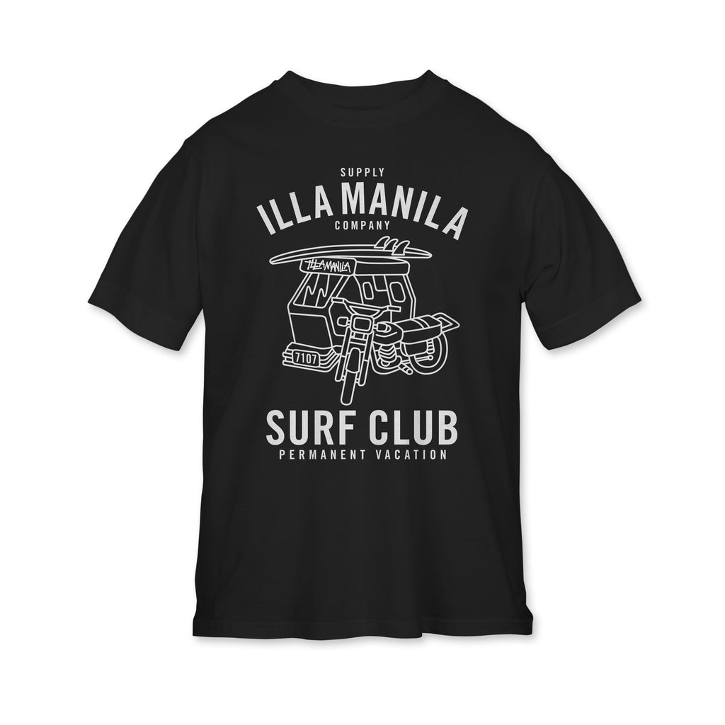 Trike Surf Club T-shirt - Youth - Black