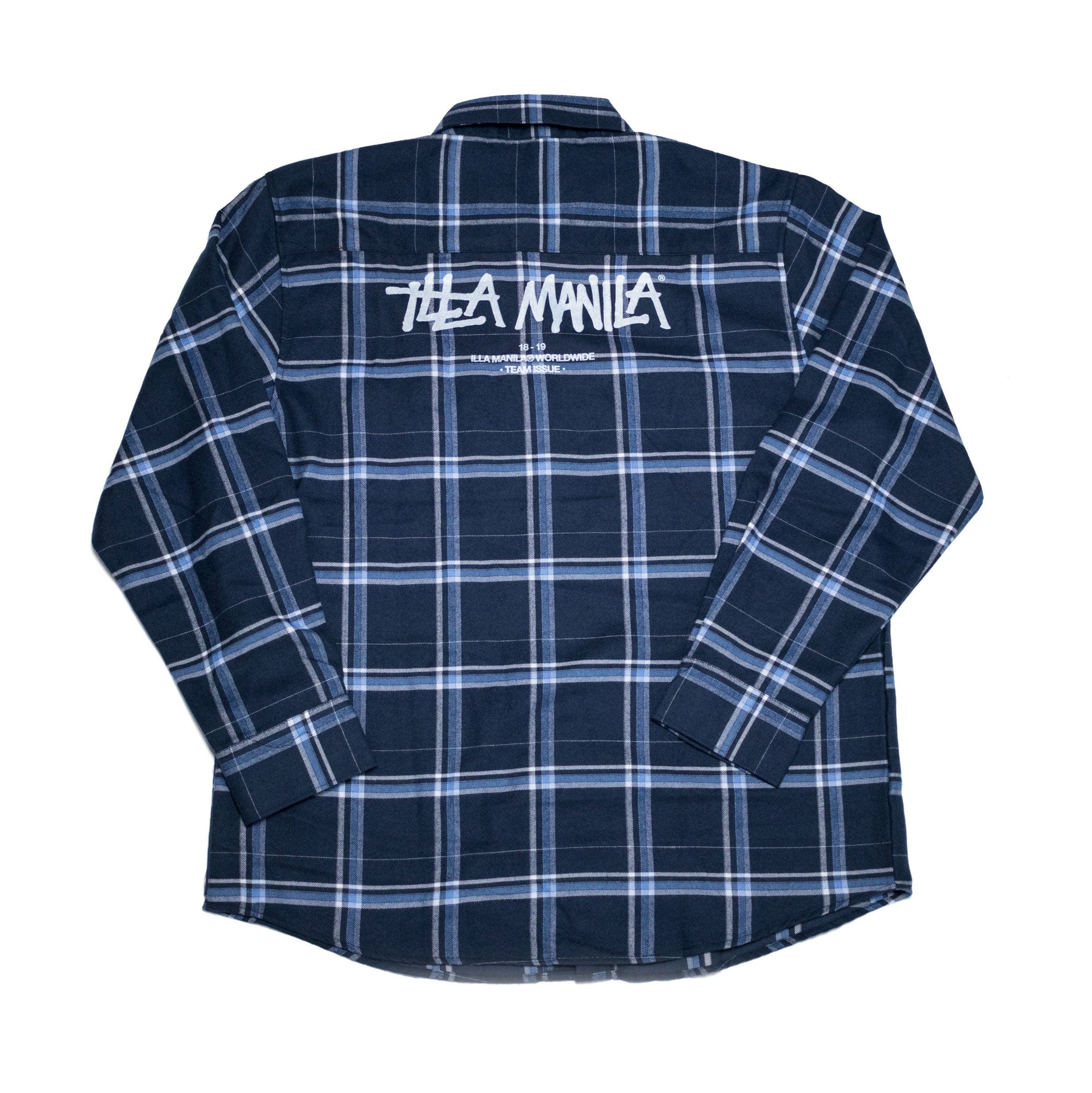 The Messenger Flannel