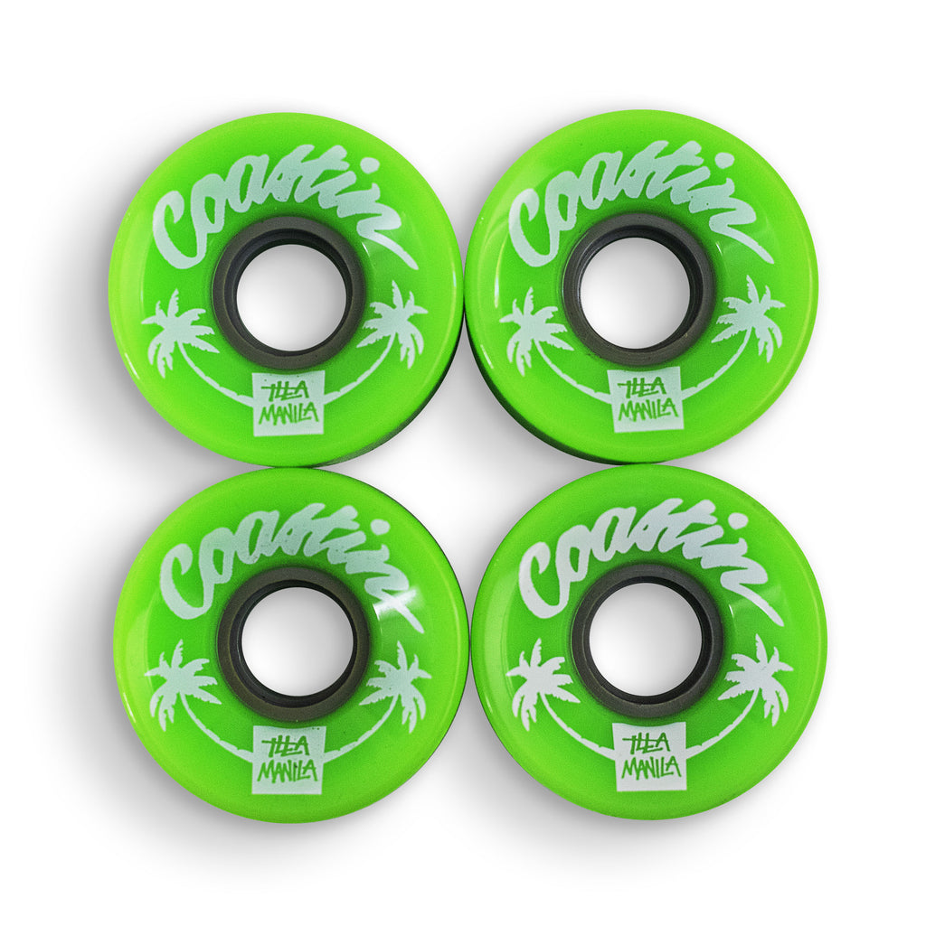Coastin 60mm Cruiser Wheels
