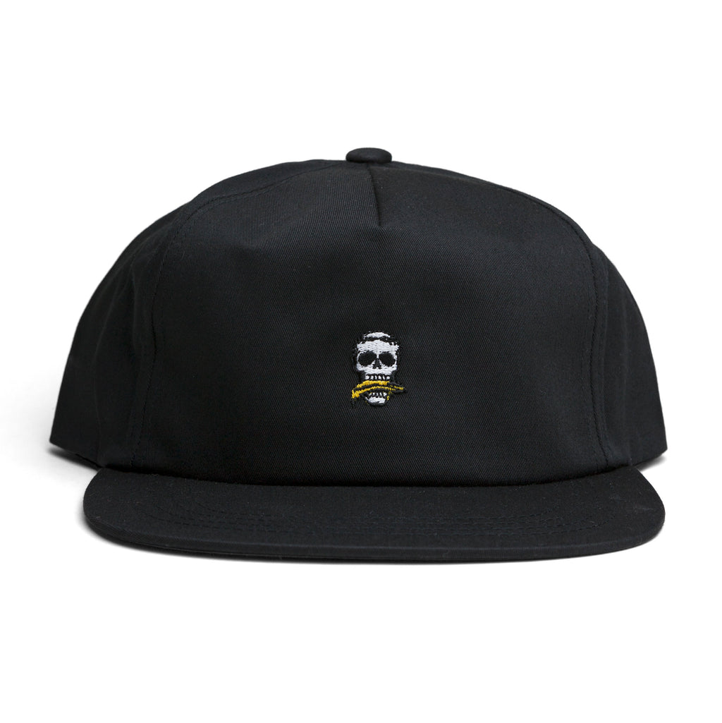 Dead Banana Deconstructed Snapback - Black