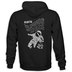 Rocky G Filipinos in Space Hoodie - Black