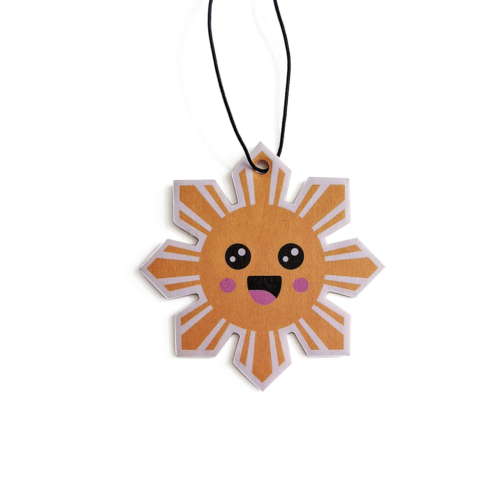 Kawaii Sun Air Freshener