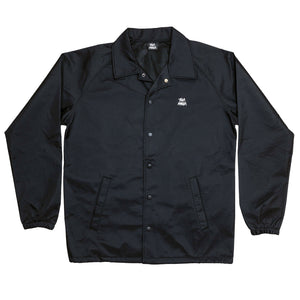 The Protector Coach Jacket - Black