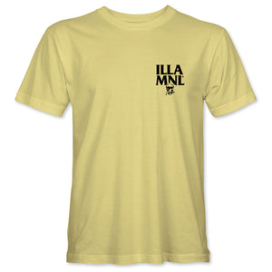 Stacked T-shirt - Yellow