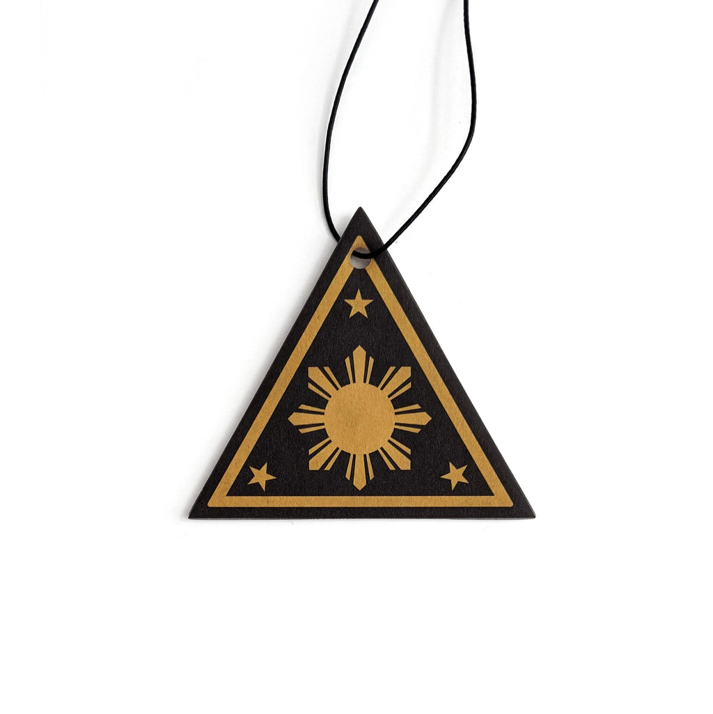 Triangle Sun Air Freshener