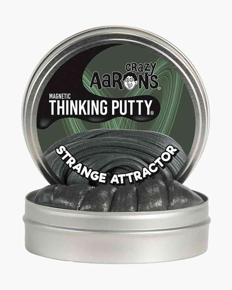 Strange Attractor - Magnetic Thinking Putty
