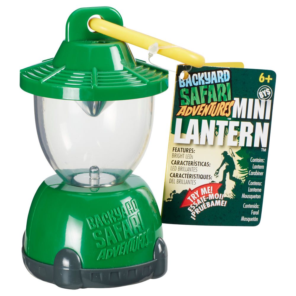 Mini Lantern - Safari