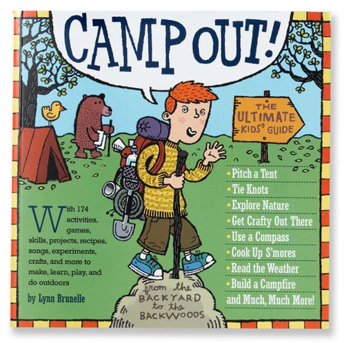 Camp Out Ultimate Kids Guide