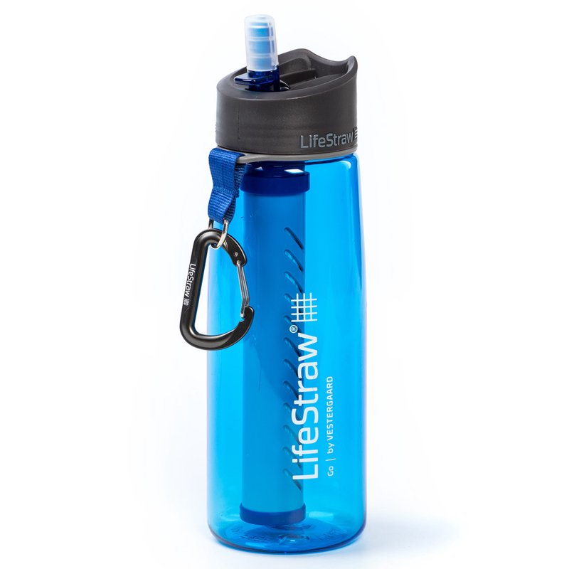 LifeStraw Go Bottle Blue