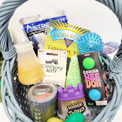 Sensory Easter Basket