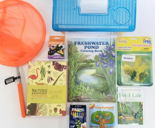 Pond Exploration Kit
