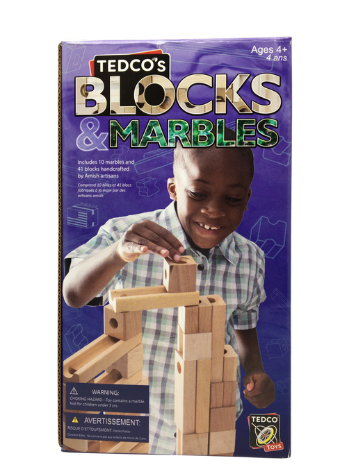 Blocks & Marbles