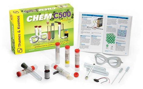 Chem C500 Chemistry Experiment