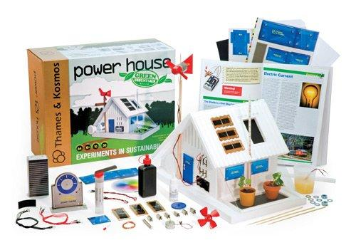 Power House: Green Essentials