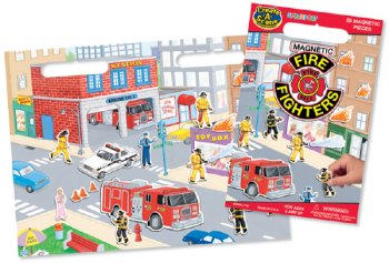 Firefighters - Create a Scene