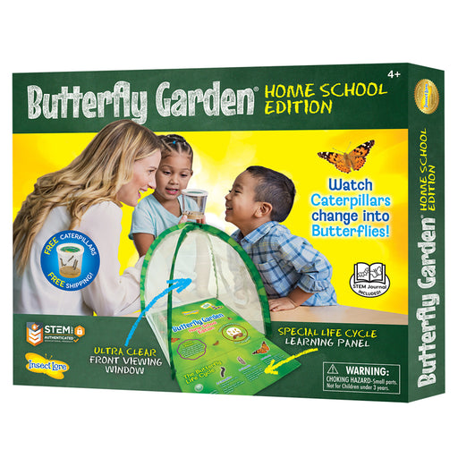 Butterfly Garden Home School Edition