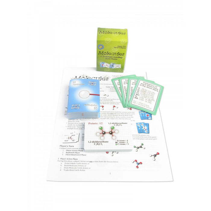 Molecules Card Game