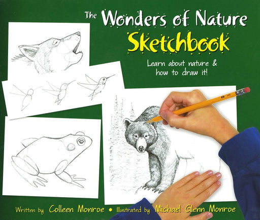 Wonders of Nature Sketchbook