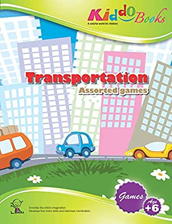 Transportation Asst Games book