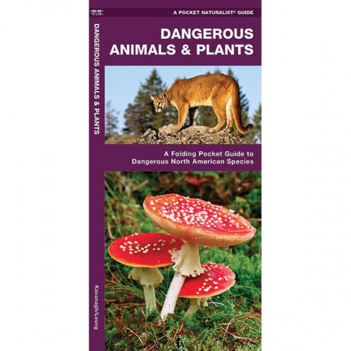 Dangerous Animals & Plants Pocket Nat