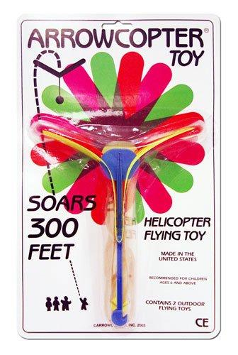 Arrow Copter Toy