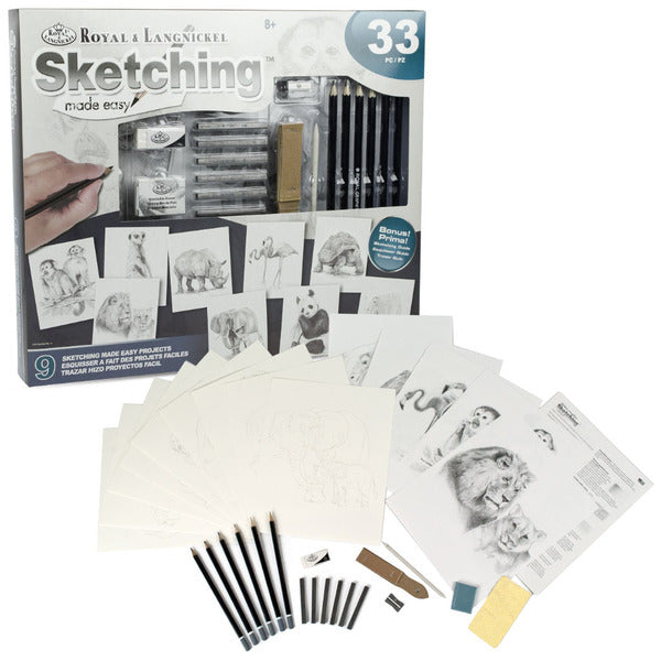 Sketching Made Easy Set